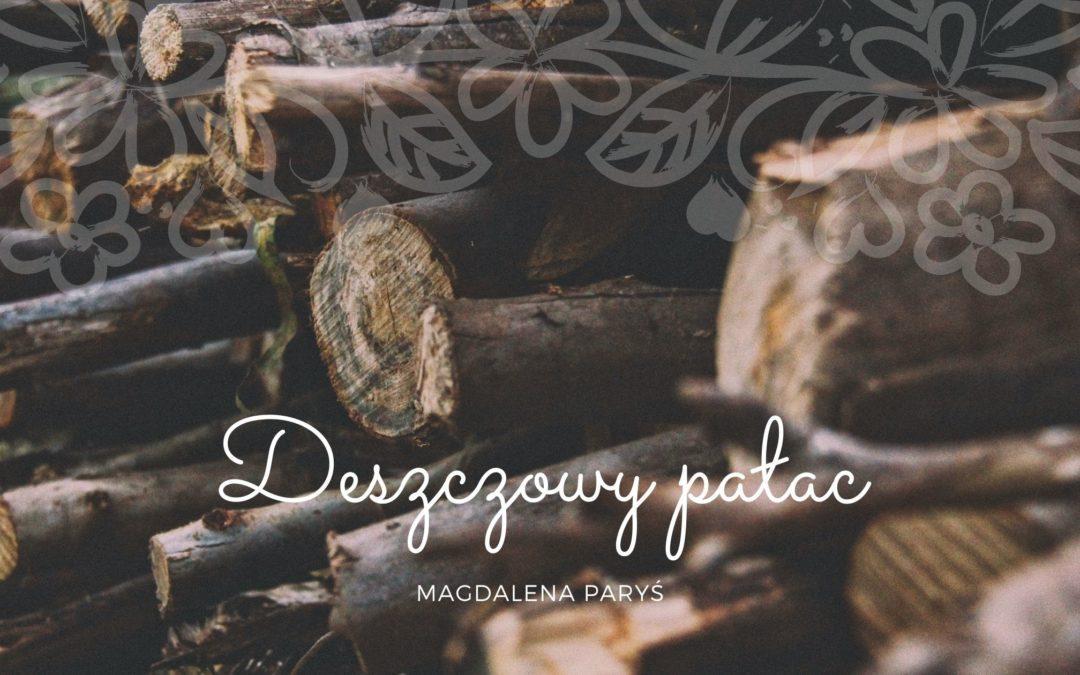 Magdalena Paryś – Deszczowy pałac
